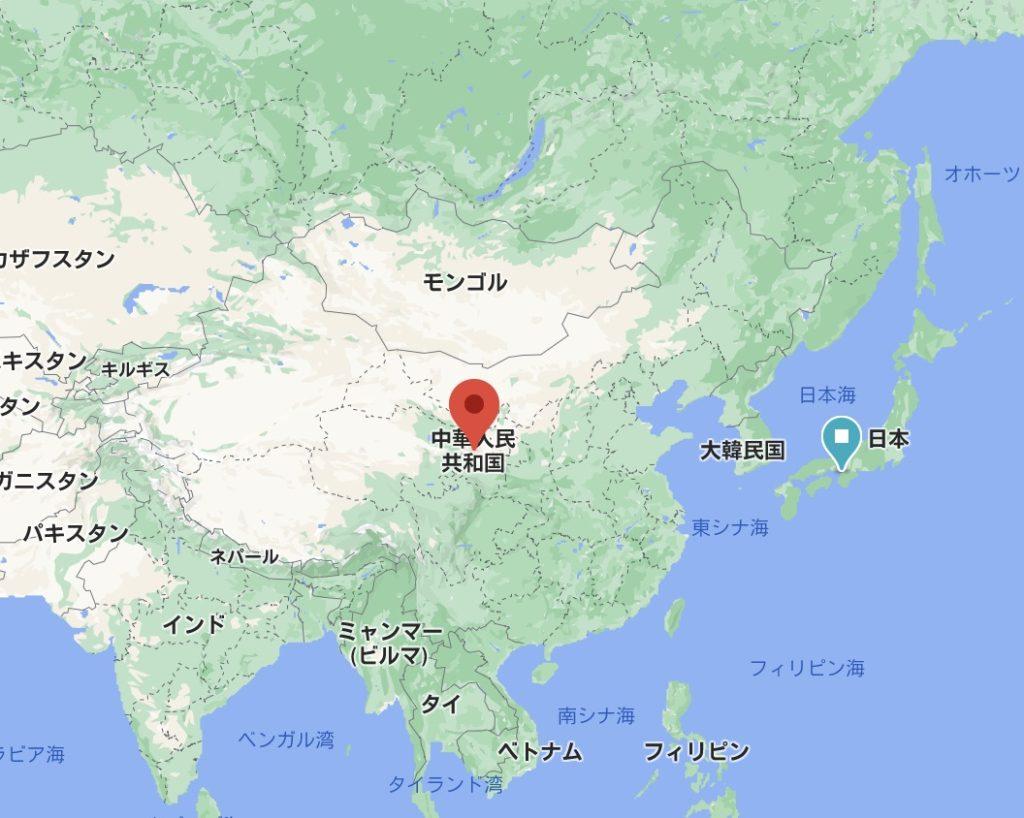 中国甘寧省蘭州市