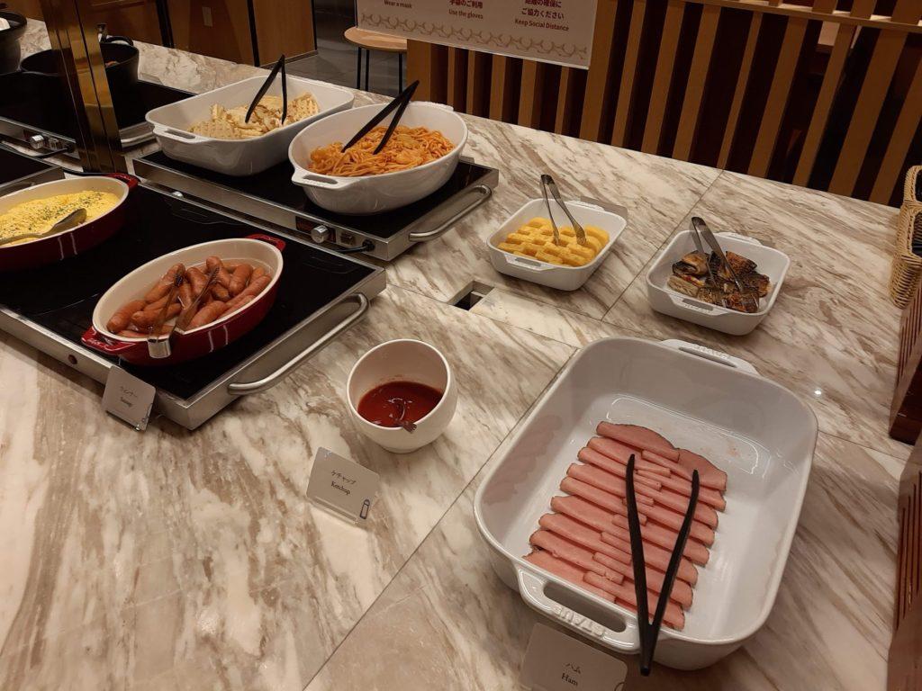 朝食ブッフェ洋食2