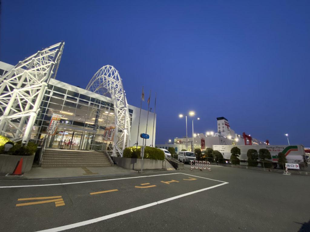 神戸六甲アイランドフェリーターミナル