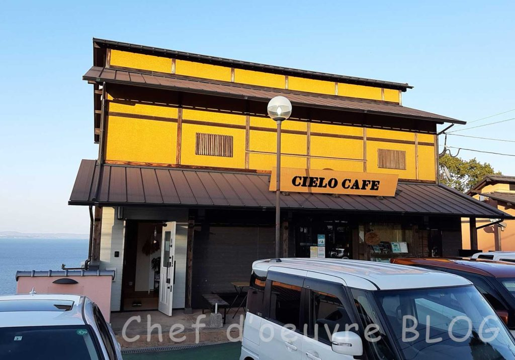 CIELO CAFE店舗外観